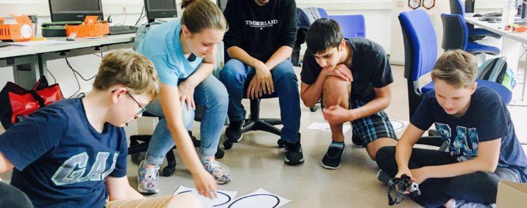 Summer Coding School: Robotics Week
