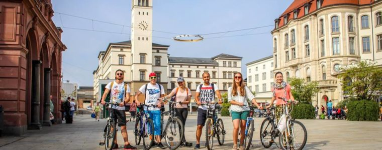 EVS Biking Tour to Drei Gleichen