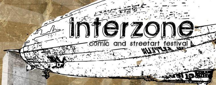 Comic und Straßenkunstfestival Interzone