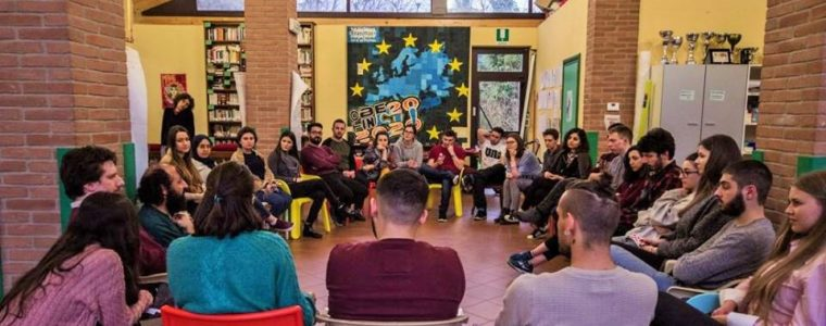 Intercultural learning and Beyond: Training Course in Italy