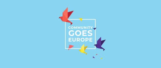 Community Goes Europe: Bringing Europe Together