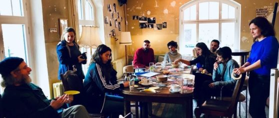 START! – Regional Meeting at OMA in Weimar