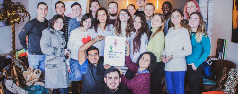 We are the Peacemakers! International Youth Exchange Report