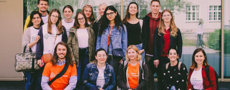 """Advancing Digital Youth"", Youth Exchange in Erfurt"