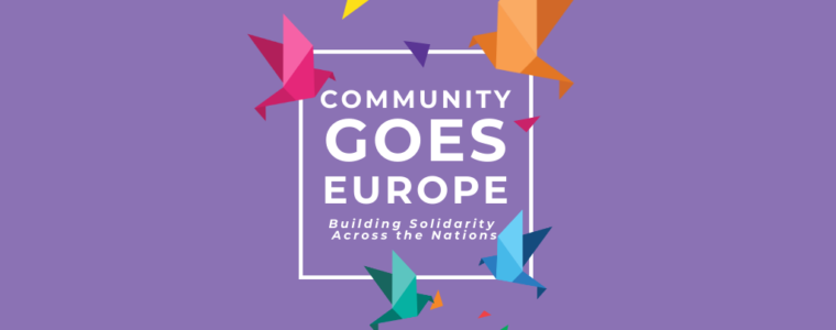 Community Goes Europe 2: Kick-Off Meeting in Weimar, Germany