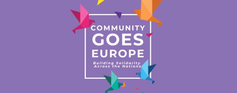 Community Goes Europe 2: Kick-Off Meeting in Weimar, Germany