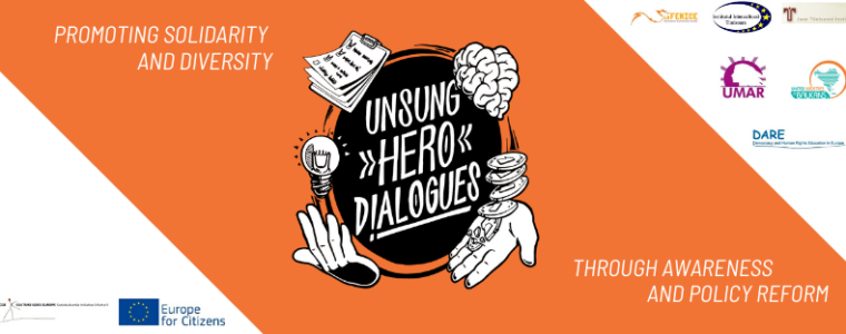 Unsung Hero Dialogues: Call for Participants
