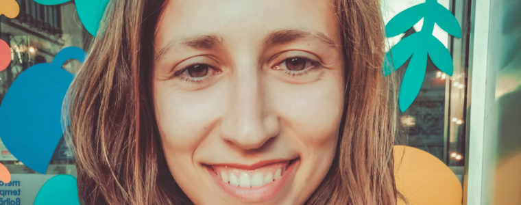 Community Goes Europe 3: Meet Sofia Sá