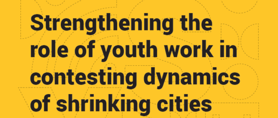 Youth Work in/for the Shrinking Cities: Online Conference