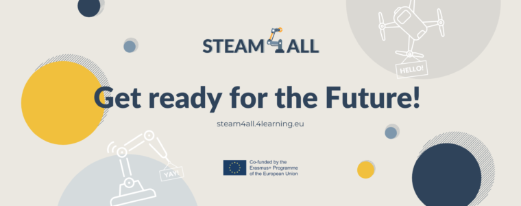 STEAM4ALL: Kick-Off Meeting